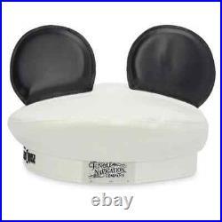100% AUTHENTIC Disney Parks Jungle Cruise Dwayne Johnson Skipper Designer Ears