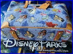2020 Disney Parks Dooney & Bourke Princess Half Marathon Tote Cinderella Belle