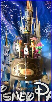 2020 Disney Parks Enchanted Tiki Room Musical Snow Globe Snowglobe Jose Rosita