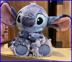 2020 Disney Parks Little Big Feet 10 Stitch Plush NWT