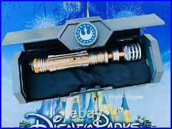 2021 Disney Parks Star Wars Galaxys Edge Leia Organa Legacy Lightsaber Hilt NEW