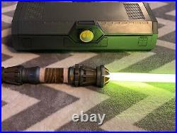 2021 Disney Star Wars Galaxys Edge Rey Skywalker Legacy Lightsaber Hilt & Blade