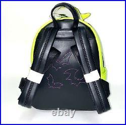 2021 Walt Disney World Parks Halloween Oogie Boogie Loungefly Backpack