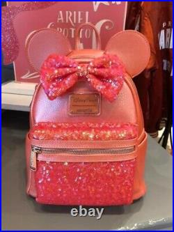 Ariel grotto coral loungefly backpack new Disneyland Paris Disney Parks
