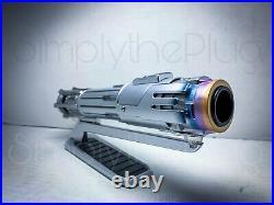 BEN SOLO Legacy Lightsaber Star Wars Galaxys Edge Disney Parks NEW & SEALED