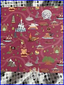 Disney Dooney and Bourke Park Life Pink Magicband Magic Band LE 2500 NEW