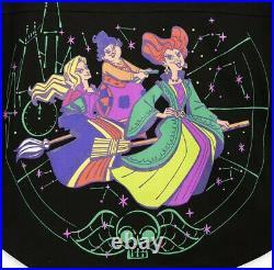 Disney Parks 2021 Halloween Hocus Pocus Spirit Jersey Adult MEDIUM