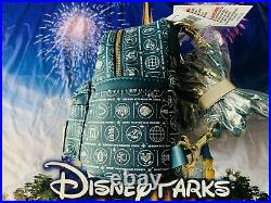 Disney Parks DVC Loungefly Disney Vacation Club Member Mini Backpack Micro Size