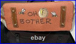 Disney Parks Dooney & Bourke 2020 Winnie The Pooh Tote Purse Bag BRAND NEW