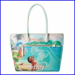 Disney Parks Dooney & Bourke MOANA TOTE BRAND NEW IN PLASTIC FREE SHIPPING