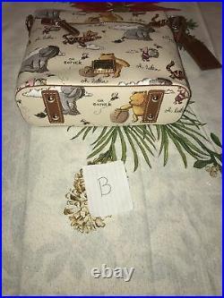 Disney Parks Dooney & Bourke Winnie The Pooh Crossbody Bag New B