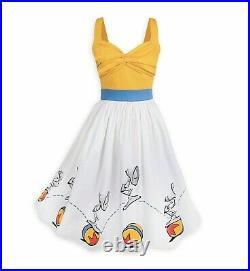 Disney Parks Dress Shop Pixar Halter Dress for Women Size XL Sundress NEW
