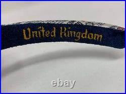 Disney Parks EPCOT United Kingdom UK Fish and Chip Ears World Showcase Headband