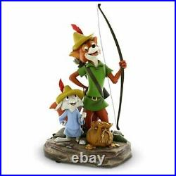 Disney Parks Excl. Robin Hood & Skippy 40th Anniversary Medium Big Fig Figure