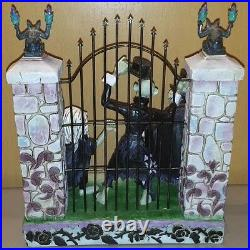 Disney Parks Jim Shore Haunted Mansion Beware Of Hitchhiking Ghosts Figure New