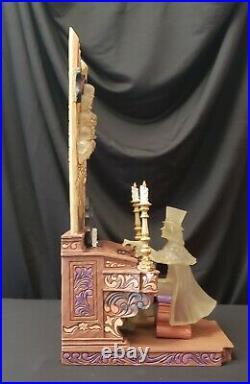 Disney Parks Jim Shore Haunted Mansion Organ Player II Victor Geist Figurine NIB