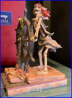 Disney Parks Jim Shore Traditions Pirates of the Caribbean Helmsman Figure New