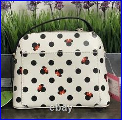 Disney Parks Kate Spade Minnie Mouse Icon Crossbody and Cardholder