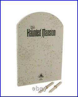 Disney Parks Madame Leota Tombstone Decoration The Haunted Mansion New Large