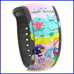 Disney Parks MagicBand Magic Band 2 Its A Small World Goodbye Pink (NEW)