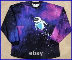 Disney Parks Pixar Eve Galaxy Spirit Jersey 2XL NWT