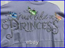 Disney Parks RunDisney Princess Half Marathon Spirit Jersey 2020 Large L Run NWT
