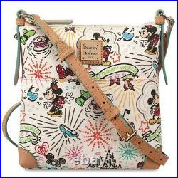Disney Parks Sketch Crossbody Bag by Dooney & Bourke