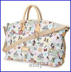 Disney Parks Sketch Weekender Luggage Bag by Dooney & Bourke
