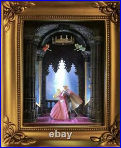 Disney Parks Sleeping Beauty 60th Gallery Of Light By Olszewski In Hand