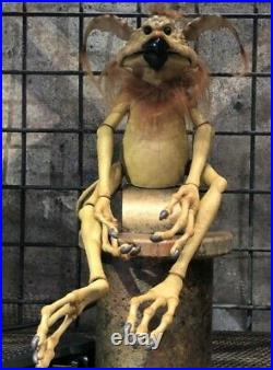 Disney Parks Star Wars Galaxy Edge Kowakian Monkey Lizard Puppet with Remote