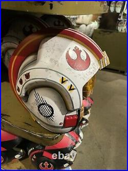 Disney Parks Star Wars Galaxy's Edge Adult X-Wing Fighter Helmet withSounds Rebels