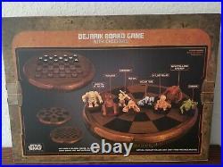 Disney Parks Star Wars Galaxy's Edge Dejarik Board Game 8 Figures Checkers Chess