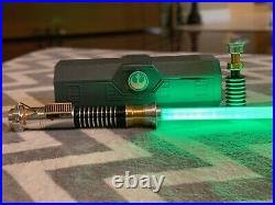 Disney Parks Star Wars Galaxy's Edge Luke Skywalker Lightsaber Hilt & 36 Blade