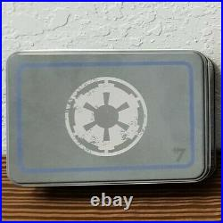 Disney Parks Star Wars Galaxys Edge The Mandalorian Imperial Credit In Tin Box