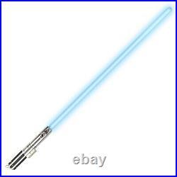 Disney Parks Star Wars Rey FX Blue Lightsaber Removable Blade Anakin Skywalker