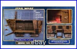Disney Parks Star Wars Sandcrawler Jawa Droid Factory Playset In Hand