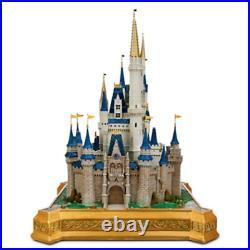 Disney Parks Walt Disney World 16 Cinderella Castle Sculpture Medium Figure