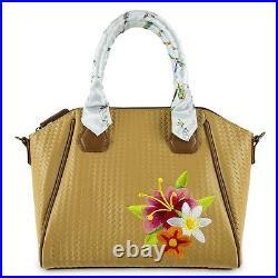 Disney Store Parks Loungefly Enchanted Tiki Room Satchel Purse Dress Shop Bag