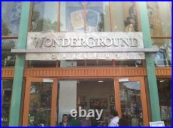 Disney WonderGround Our Happy Place Disney Castle Deluxe Print Nidhi Chanani New
