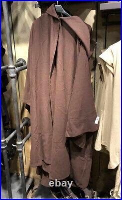 Disneyland Disney Parks Star Wars Galaxys Edge Adult Jedi Brown Robe 2XL / 3XL