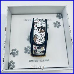 Dooney & Bourke Disney Dogs Magic Band Parks Unlinked Limited Release Brand NEW