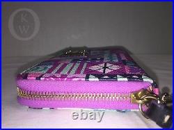 NEWDisney ParksDooney & BourkeIt's A Small World Wallet Wristlet 17352H