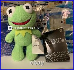 NEW Disney Parks 2021 NuiMOs NUIMO Muppets Kermit The Frog Plush Toy