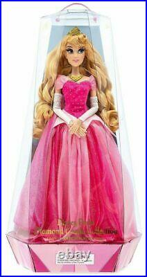 NIB Disney Parks Sleeping Beauty 60th Anniversary Aurora Limited Doll