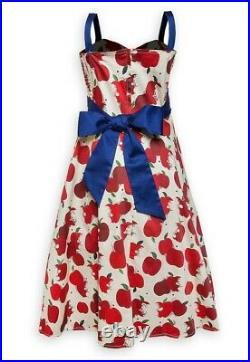 NWT The Dress Shop Disney Parks Snow White Womens Apple Dress Dwarfs ALL SIZES