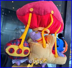 New Disney Parks Dreamfinder and Figment Dream Machine Tsum Tsum Set