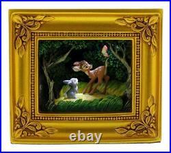 New Disney Parks Olszewski Gallery of Light Bambi and Thumper Woodland Wonder
