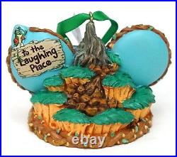 New Disney Parks Splash Mountain Brer Bear Fox Rabbit Mickey Ears Hat Ornament
