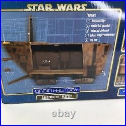 New Disney Parks Star Wars Droid Factory Sandcrawler Playset Jawa Gonk Droid
