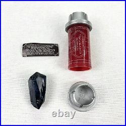New Disney Parks Star Wars Galaxy's Edge Lightsaber Black Obsidian Kyber Crystal